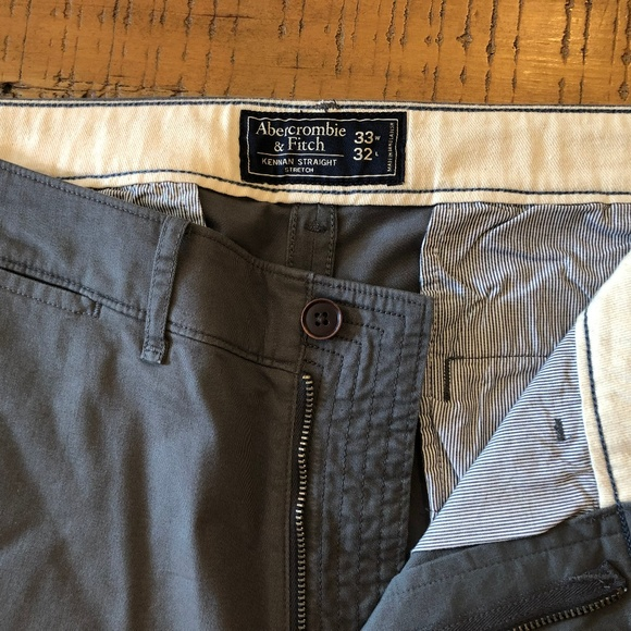 Abercrombie & Fitch Other - A&F 33/31 Chinos